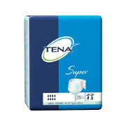 Tena Adult Super Brief-Large, 2/28's, 67501