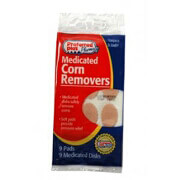 Preferred Plus Medicated Corn Removers, 9 ea
