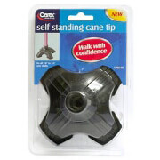 Carex Self Standing Cane Tip