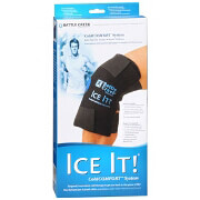 "Ice It! Cold Comfort Knee System 12"" x 13"""
