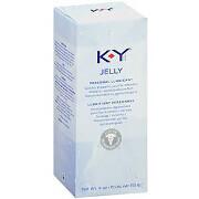 K-Y Jelly Personal Lubricant, 4 oz
