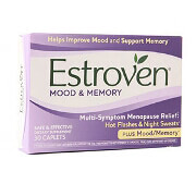 Estroven Plus Mood & Memory Caplets, 30 ea