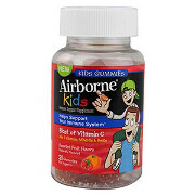Airborne Kids® Immune Support Gummies Assorted Fruit, 21 ea