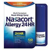 Nasacort Spray Allergy 24 hr, 0.57 fl oz