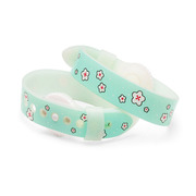 Psi Bands Acupressure Wrist Band - Cherry Blossom