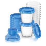AVENT Breast Milk Storage Cups 6-Oz. 10-Pk