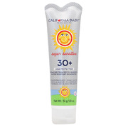 California Baby Super Sensitive Broad Spectrum Travel Size Sunscreen, SPF 30+, 1.3 oz