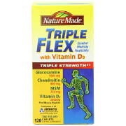 Nature Made TripleFlex® Triple Strength Glucosamine with Vitamin D, 120 ea