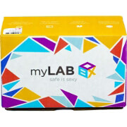 myLAB Box Safe Box w/ Trich (CT, GC, Trich, Standard HIV) Male