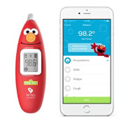Kinsa Sesame Street Ear Thermometer