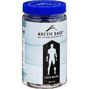 """Arctic Ease Instant Cold Wrap Black (4""""X60"""")"""
