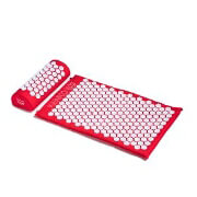 Kenko Ruby Acupressure Mat with Pillow