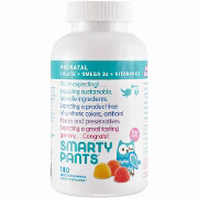 SmartyPants PreNatal Gummy Vitamins, 180 count