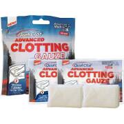 "QuikClot Advanced Clotting Gauze, 3"" x 24"", Pack of 2"