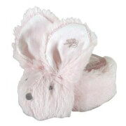 Boo-Bunnie Comfort Toy, Long Hair Pink