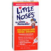 Little Noses Decongestant Nose Drops, .5 fl oz