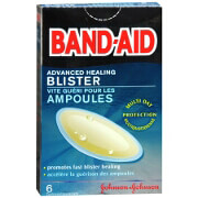 Band-Aid Advanced Healing Blister, Cushions, 6 ea