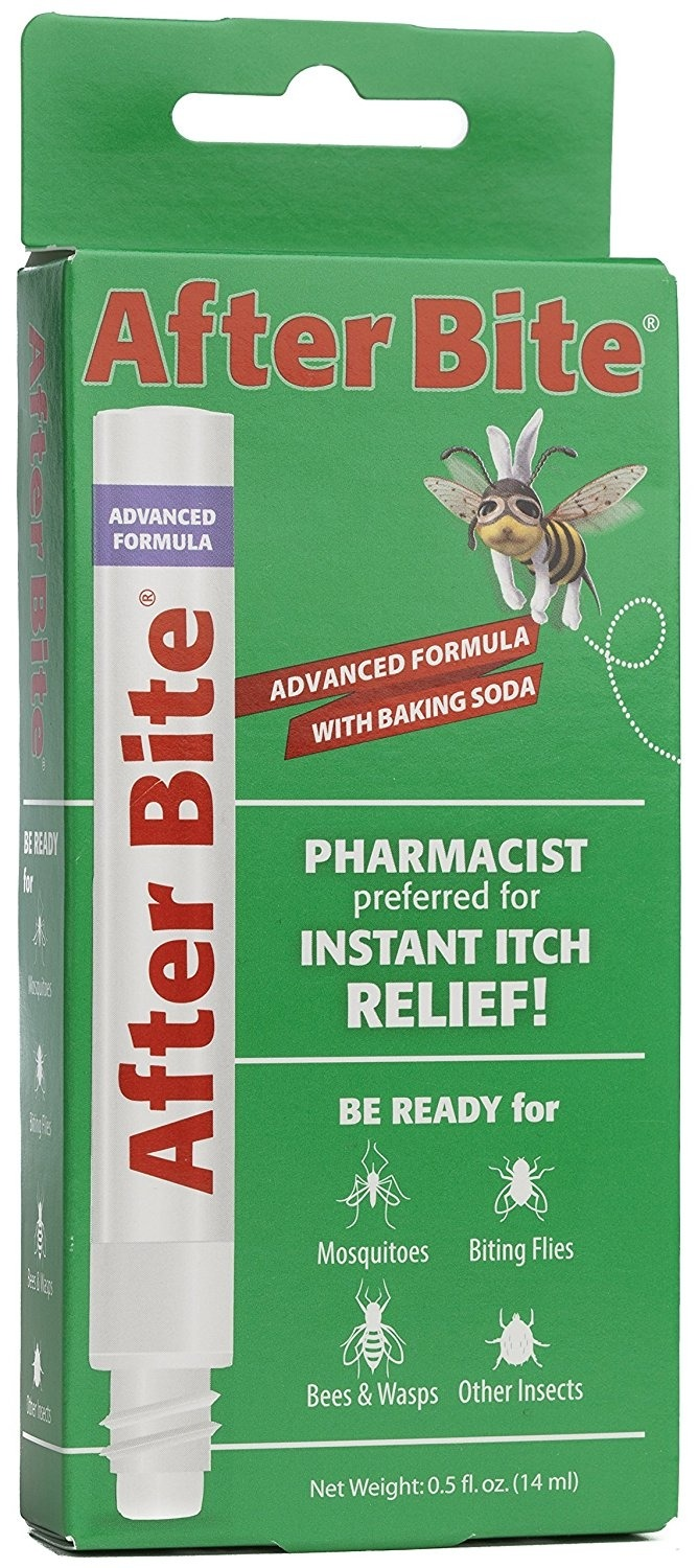 After Bite The Itch Eraser for Insect Bites,  5 fl oz