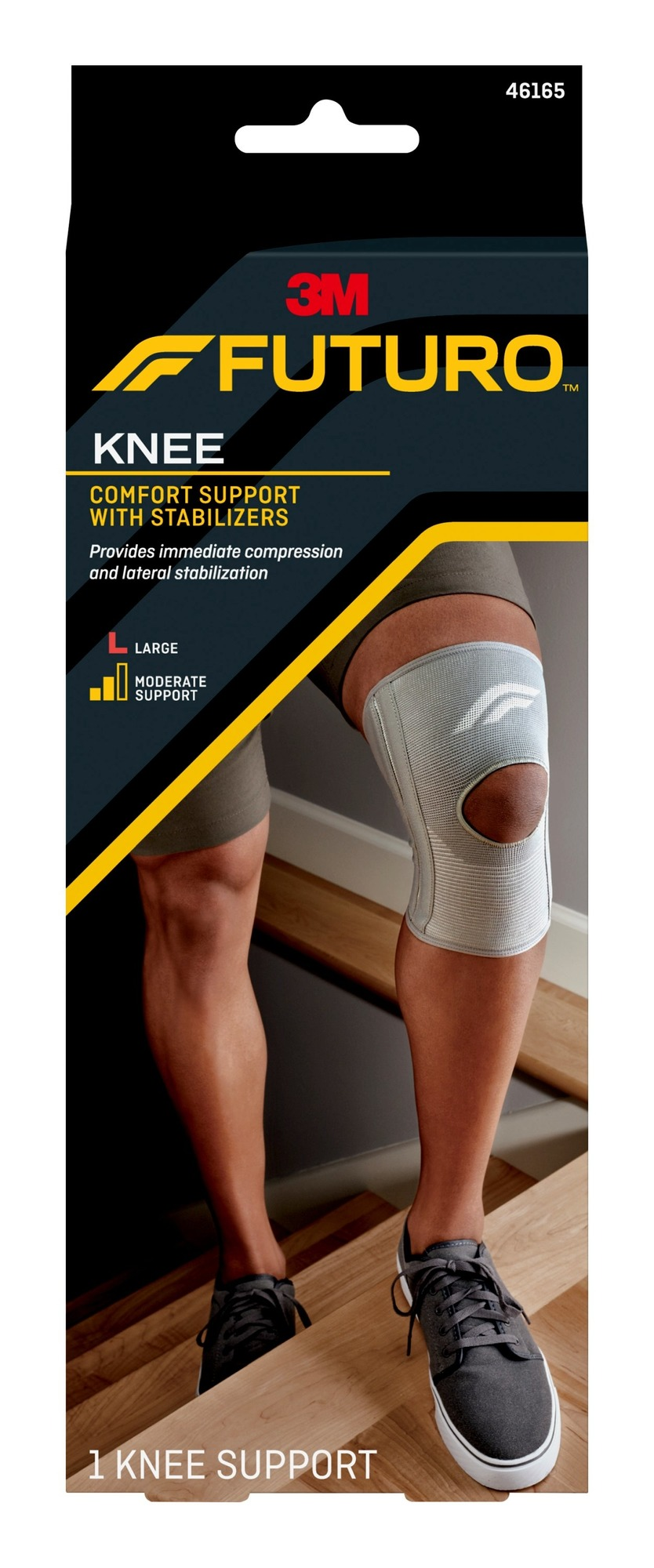 73e35a877a FUTURO Stabilizing Knee Support, Large | FSAstore.com