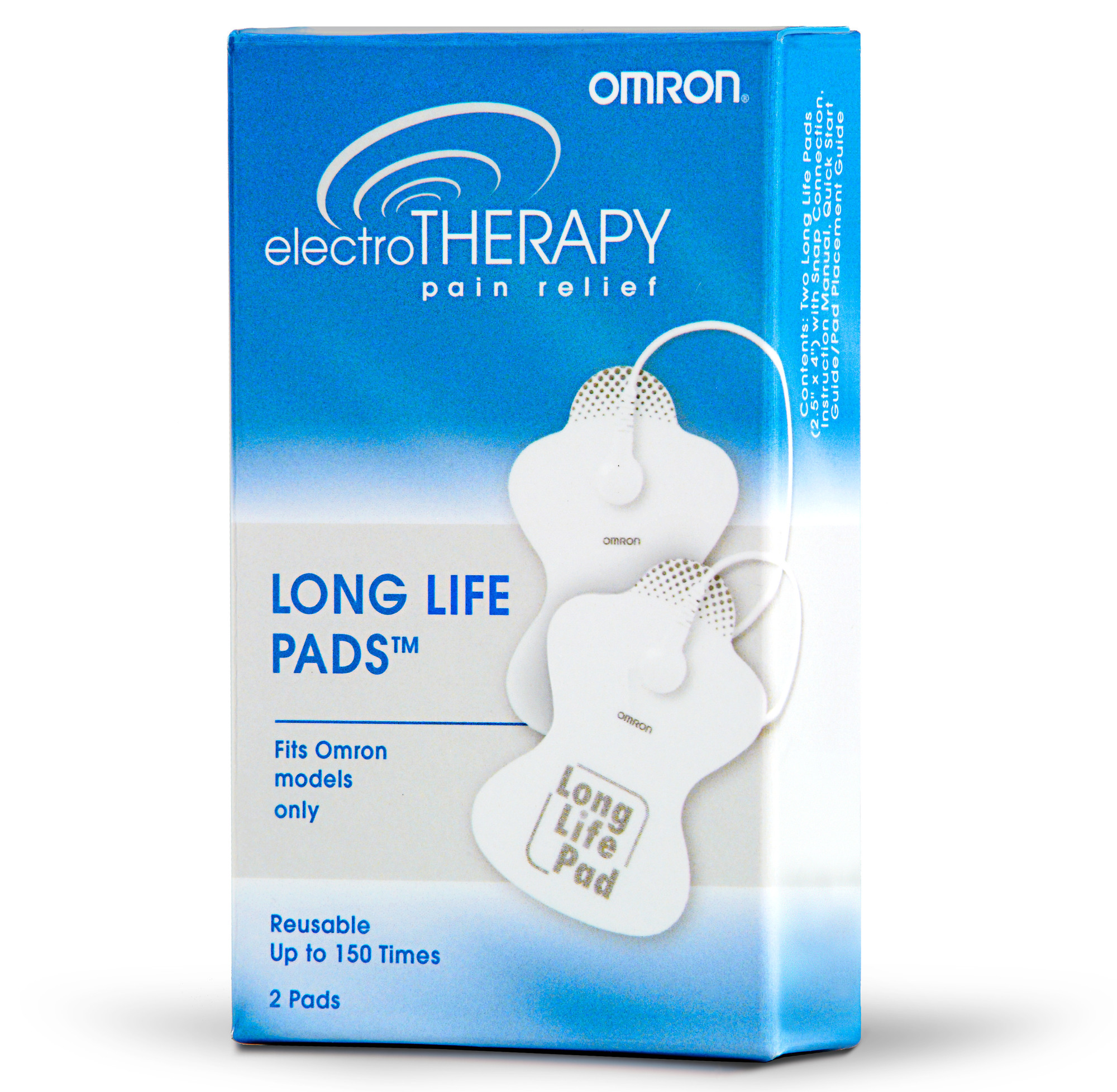 omron electrotherapy pain relief device manual