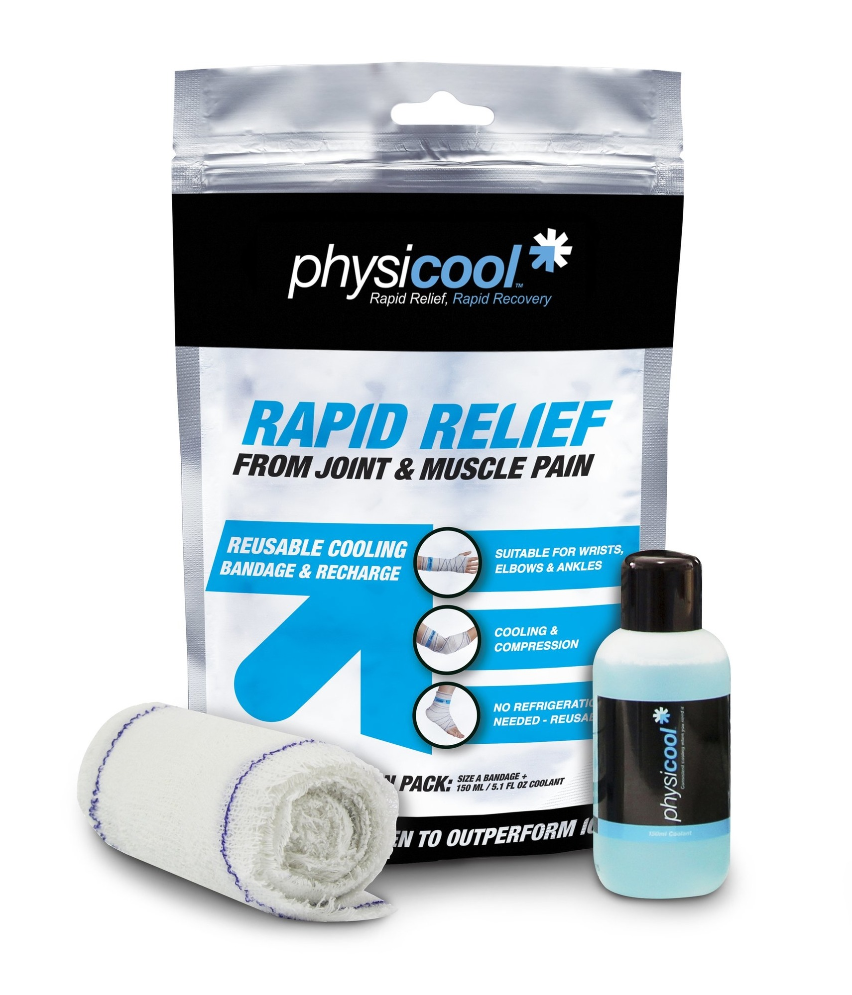 Physicool Knee Surgery Recovery Bundle