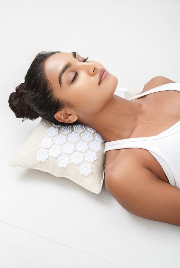 Kanjō Aroma Mint Acupressure Pillow Fsastore Com