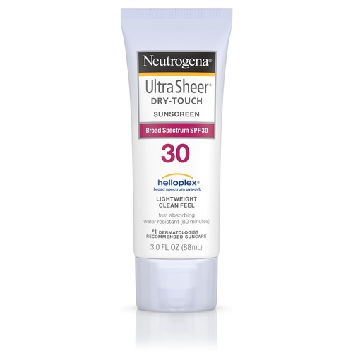 Neutrogena Ultra Sheer Dry-Touch Sunscreen SPF 30, 3 oz