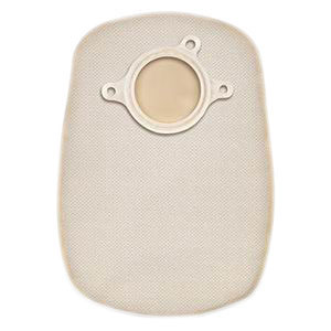 """Natura + Closed End Pouch with filter, Opaque, Standard, 70mm, 2 3/4"""" (Box of 30) 420415"""