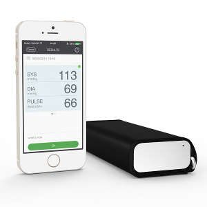 Qardio Arm Wireless Blood Pressure Monitor